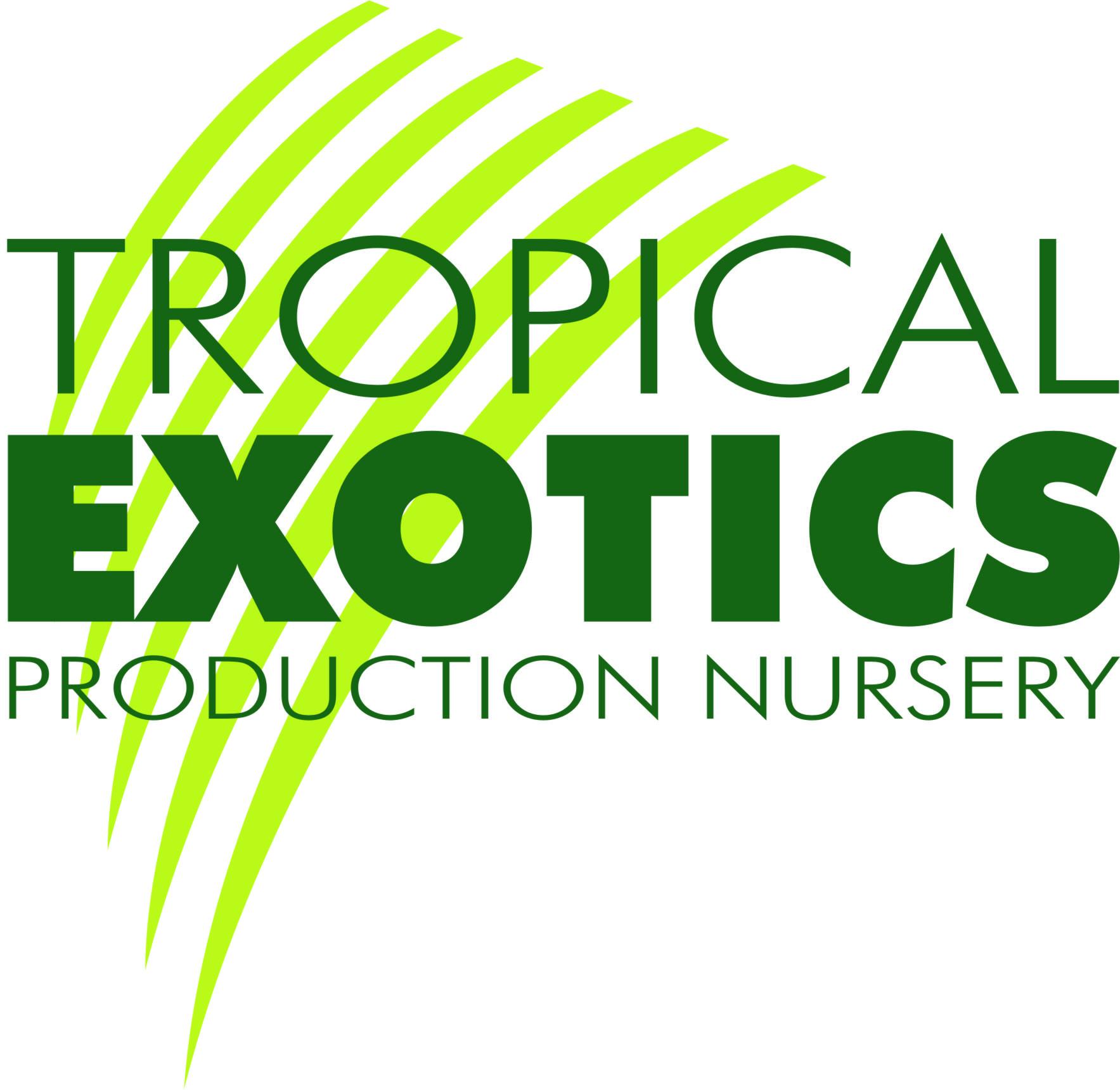 Tropical Exotics
